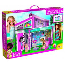 Barbie Летняя вилла с настоящей Барби