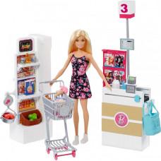 Barbie Набор Супермаркет
