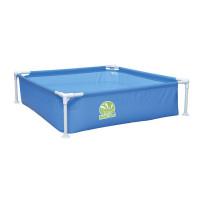 Бассейн Jilong каркасный Kids Frame Pool 122х122х33 см