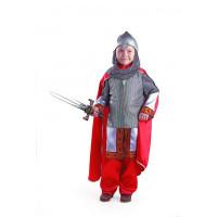 Батик Карнавальный костюм Богатырь Карнавальная ночь 7015