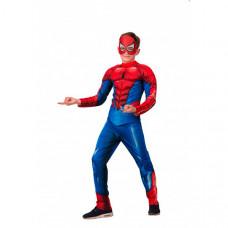 Батик Карнавальный костюм Человек Паук (с мускулами) Мстители Марвел 1932