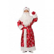 Батик Карнавальный костюм Дед Мороз 1206