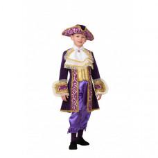 Батик Карнавальный костюм Маркиз Звездный маскарад 447