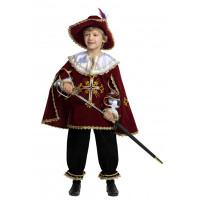 Батик Карнавальный костюм Мушкетер Звездный маскарад 401