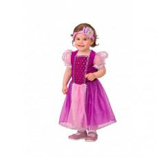 Батик Карнавальный костюм Принцесса Рапунцель Дисней малютка 7073