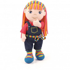 Bayer Тряпичная кукла Алина 30 см