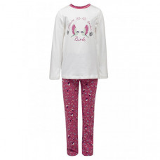 Baykar Пижама для девочки N9251