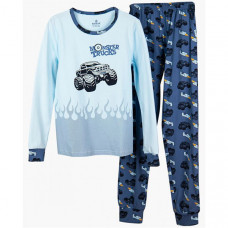 Baykar Пижама для мальчика Monster Trucks