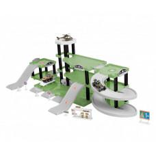 BeBoy Паркинг 3-уровневый Военная часть (57 деталей)