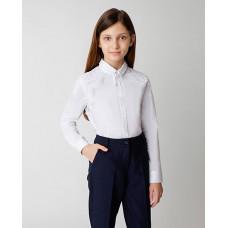 Белая блузка Gulliver 220GSGC2206