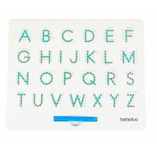 Beleduc Магнитная панель Буквы А4