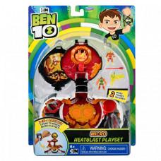 Ben-10 Игровой набор Микро Мир Человек-Огонь