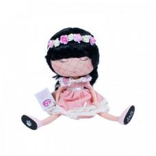 Berjuan S.L. Кукла Anekke Природа в розовом наряде 32 см