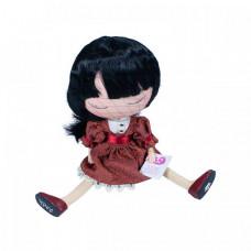Berjuan S.L. Кукла Anekke сладкая в красном наряде 32 см