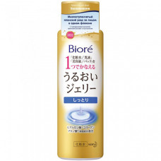 Biore Крем-гель для лица увлажняющий 180 мл