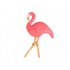 Bizzi Growin Подушка Flora flamingo фигурная