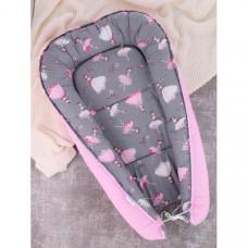 Body Pillow Гнездышко-кокон для новорожденных Балет