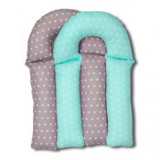 Body Pillow Подушка для беременных трансформер Звезды 5 в 1