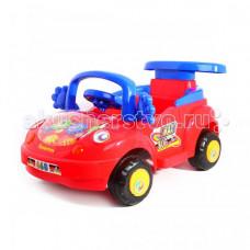 Bondibon Детская машина с прозрачным капотом