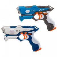 Bondibon Игровой набор на батарейках Лазер-Жук 2 космических ик-бластера