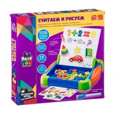 Bondibon Обучающая игра для малышей Baby You Считаем и рисуем