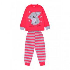 Bonito kids Пижама для девочки Коалы BK1396D