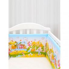 Бортик в кроватку Baby Nice (ОТК) Споки ноки Репка