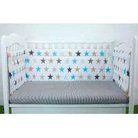 Бортик в кроватку Magic City Созвездие 45x60 см БК-ББ-014/45