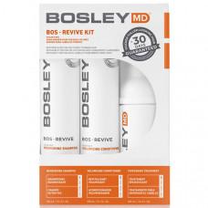 Bosley MD Система от выпадения и для стимуляции роста для окрашенных волос