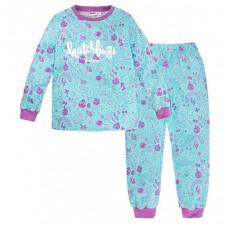 Bossa Nova Пижама для девочки (джемпер, брюки) Angry Birds