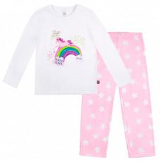 Bossa Nova Пижама для девочки (джемпер, брюки) Морфей 362К-151