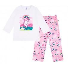 Bossa Nova Пижама для девочки (джемпер, брюки) Морфей 362К-171
