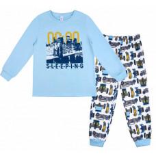 Bossa Nova Пижама для мальчика (джемпер, брюки) Морфей 356К-171