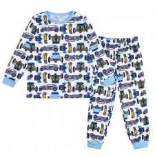 Bossa Nova Пижама для мальчика (джемпер, брюки) Морфей 356К-171-А