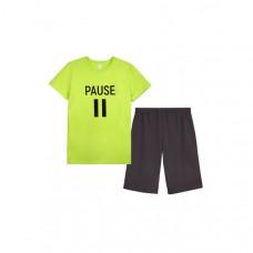 Bossa Nova Пижама для мальчика (футболка и шорты) 384Л-161