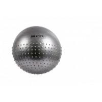 Bradex Мяч для фитнеса полумассажный Фитбол-75