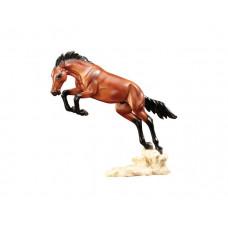 Breyer Скульптура Дикий Бронко (по мотивам Ф.Ремингтона)