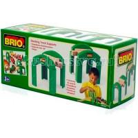 Brio Опорные арки для строительства мостов туннелей 2 элемента