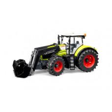 Bruder Трактор Claas Axion 950 c погрузчиком 03-013
