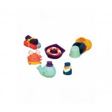 B.Toys Набор игрушек для ванной Давай плескаться