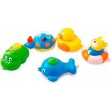 Canpol Игрушки для ванны 5 фигурок 6+ 2/594