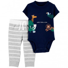 Carter's Комплект для мальчика (боди, брюки) 1K475710