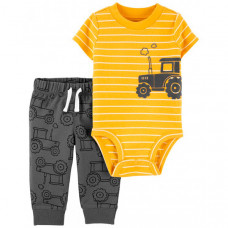 Carter's Комплект для мальчика (боди, брюки) 1K476310