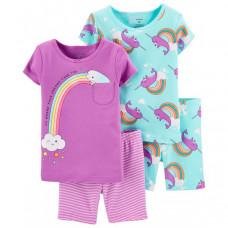 Carter's Пижама для девочки 2 шт. 1H440110