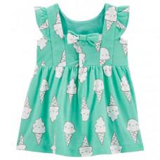Carter's Платье для девочки Мороженное