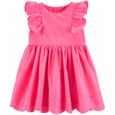 Carter's Платье с шитьем