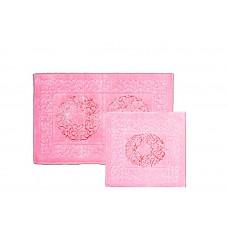 Castafiore Naturale Reflex Комплект ковриков для ванной комнаты хлопковый 60х100 см 2 шт.