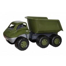 Cavallino Дакар автомобиль-самосвал военный с прицепом