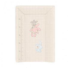 Ceba Baby Накладка для пеленания мягкая с изголовьем 50х70