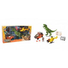 Chap Mei Игровой набор Большая охота на тираннозавра